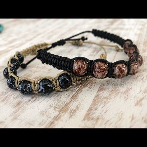 Jewelry - Square knot energy boost bracelet
